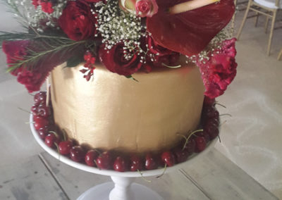 Wedding cake by Die Stoor